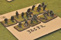 15mm WW2 / british - battle group 22 figures - inf (38532)