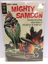 Mighty Samson #12 Bande Dessinée Gold Key 1967