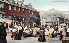 DOVER KENT UK THE ESPLANADE~PRAMS POSTCARD