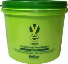 YELLOW FORM CONDITIONING CREAM RELAXER SUPER 1.8 KG / 63.49 OZ