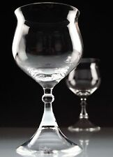 Rosenthal Rotweingläser aus Glas