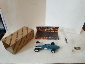 Vintage Airfix MotorAce Eagle Weslake Racing Car,Runs Well,All Original Box!