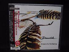 DREAMTIDE Dreams For The Daring + 1 JAPAN CD Fair Warning Zeno Letter X Victory