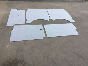 VW T4 SWB  Interior Carpet Lining Kit Ready Carpeted Panels (PLY LINING)