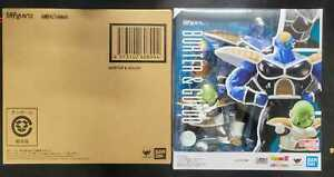 Bandai Tamashii Web S.H.Figuarts Dragonball Z Burter & Guldo USA