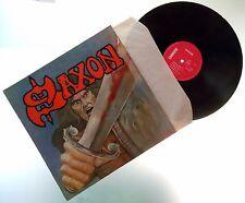 Lp SAXON  CARRERE 1979  67.331/1