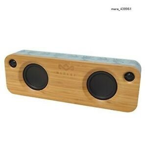 Marley Get Together Portable Bluetooth Speaker - Wireless Connection to Device