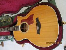 Taylor 814 CE 12 fret guitar....