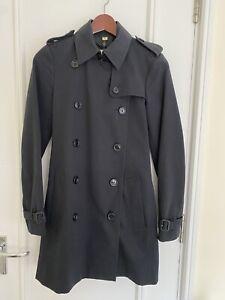 burberry trench coat women Navy Size 4