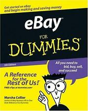 Ebay? for Dummies? by Marsha Collier