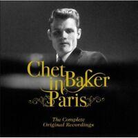 Chet Baker - In Paris: Complete Original Recordings [New CD] Spain - Import