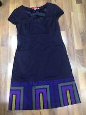 Purple Short Sleev Dress 12