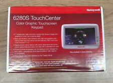 New Honeywell 6280S Silver Color Touchscreen Keypad Free Expedited Shipping