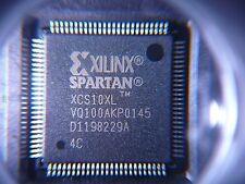XILINX XCS10XL-4VQ100C Spartan 5 FPGA 77 I/O 100VQFP ***NEW*** 1/PKG