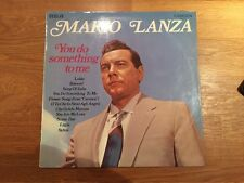 "1 Mario Lanza - You Do Something To Me - 12"" Vinyl LP"