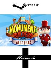 Monument Builders - Alcatraz Steam Key - for PC or Mac (Same Day Dispatch)