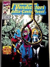 Marvel Extra n°11 1995 - I Vendicatore della Costa Ovest ed. Marvel Ital [G.193]