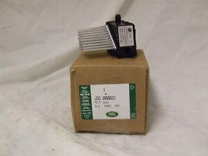 New Range Rover Heater Blower Resistor (JGO000021)