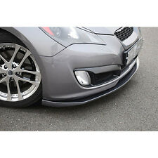 Front Fog Cover UNPAINTED For Hyundai Genesis Coupe