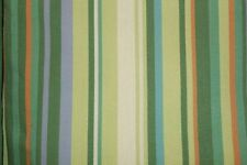 Twin Duvet Cover Meadow Green Resort Stripe Yarn Dyed Yellow Blue Company Store