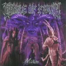 Cradle of Filth Reissue Metal Music CDs & DVDs