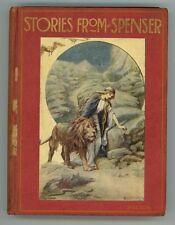 Stories From Spenser by E. Spenser (Frank C Pap' Illus.)