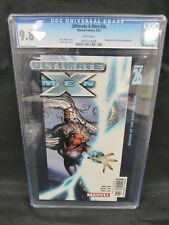 Ultimate X-Men #26 (2003) Magneto / Sabretooth Appears CGC 9.8 White Pages C865