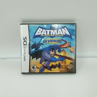 Batman The Brave and the Bold Nintendo DS Video Game Brand New Factory Sealed
