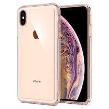 "Spigen iPhone XS Max (6.5"") Case Crystal Hybrid Rose Crystal"