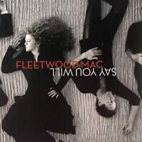 FLEETWOOD MAC - SAY YOU WILL  2 VINYL LP NEW!