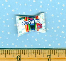 DOLLHOUSE Miniatures SIZE Marshmallow Bag