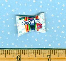 DOLLHOUSE Miniatures SIZE Marshmallow Bag