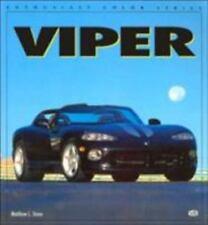 Viper (Enthusiast Color), Stone, Matt, 0760301492, Book, Good