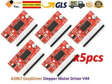 5pcs A3967 EasyDriver Stepper Motor Driver V44 Development Board 3D Printer