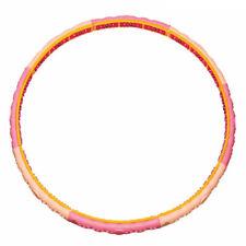 HEALTH HOOP® Hula Hoop Reifen 1,6kg mit Massagenoppen + Magnete 107cm