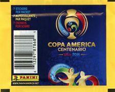 Panini Copa America CENTENARIO USA 2016 Stickers Packet
