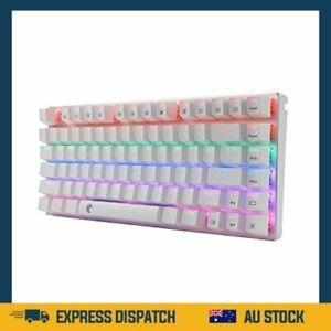 Z-88 Mini Mechanical Gaming Keyboard, Compact 81 Keys Replaceable Blue S- AU