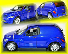 Chrysler PT PANEL CRUISER 2000-06 Blue Metallic 1:18 AUTOart