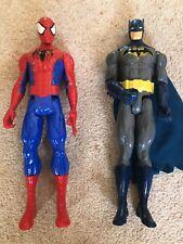 Spider-Man & Batman 12 inch Action Figure