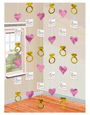 Sparkling Pink String Decorations ~ Wedding,Graduation, Birthday Party Supplies