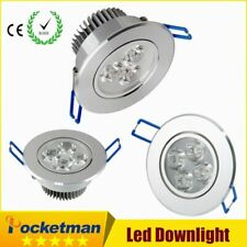 9W/12W/15W LED downlight 85V-265V Ceiling Recessed Wall lamp Home Spot light