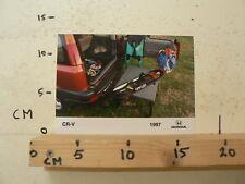 AF069-PHOTO FACTORY ? HONDA CR-V 1997 AUTO BACK DOOR