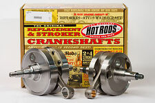 New Honda CR 125 1990-2009 Hotrods Complete Crank + Conrod / Crankshaft CR125