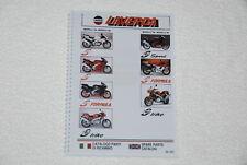 Laverda Parts Manual New 750 (Zane) Models