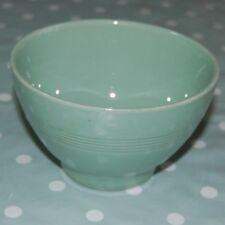 Vintage Woods Ware Beryl Green Open Sugar Bowl.