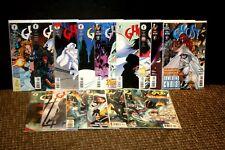 Dark Horse Comics Ghost 4-4-10-13-16 thru 21 1-2-3-4 Ghost/Batgirl NM