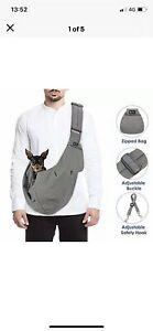 Pet Carrier, Dog/Cat Hand Free Sling Carrier