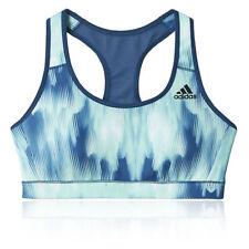 Brassières de fitness bleus pour femme