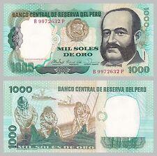Perú 1000 soles 1981 p122a unz.