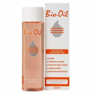 Bio-Oil For Scars Stretch Marks and Dehydrated Skin 200ml